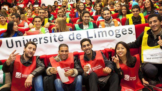 Un campus international