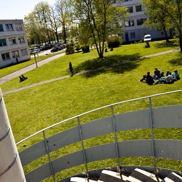 Campus Faculté des Lettres et des Sciences Humaines