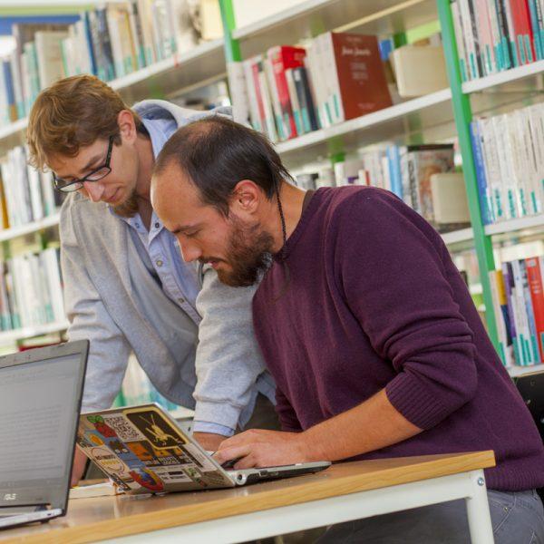 FLSH Bibliothèque