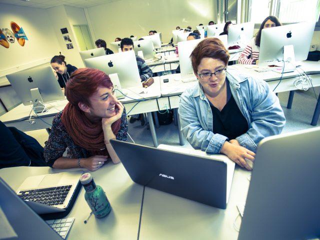 Faculté des Lettres salle de cours