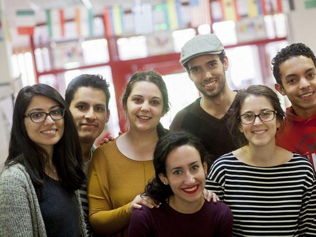 Portrait étudiants internationaux