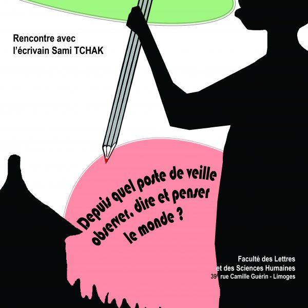 Rencontre Sami Tachak