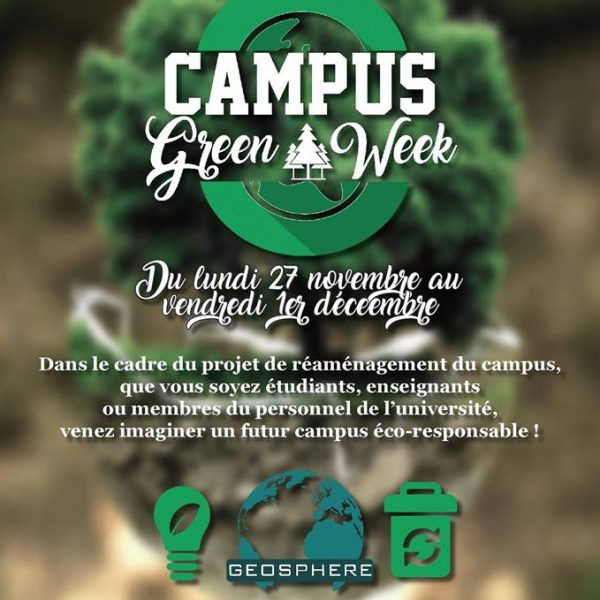 campus green week